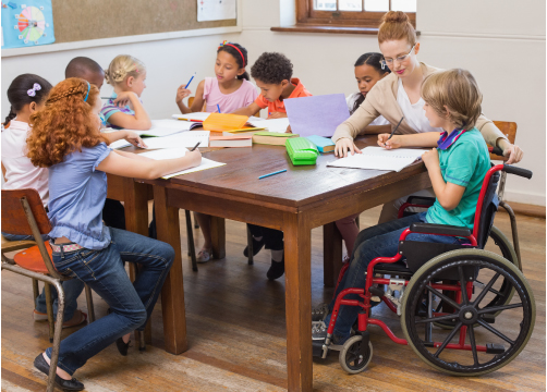 Operatore Assistenza Educativa ai Disabili